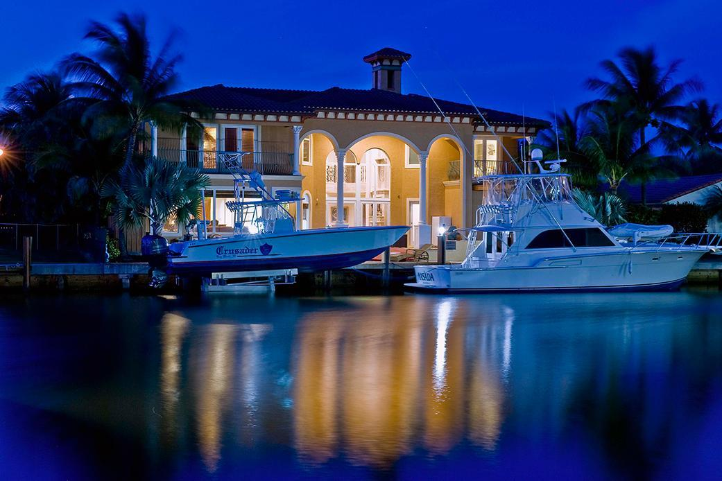 Intracoastal Homes in Jupiter & Palm Beach Gardens